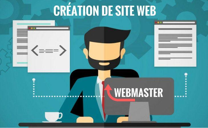 Création de site web: pourquoi faire appel à un webmaster?