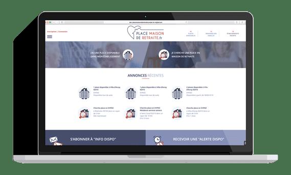 Développement d'applications web / mobile