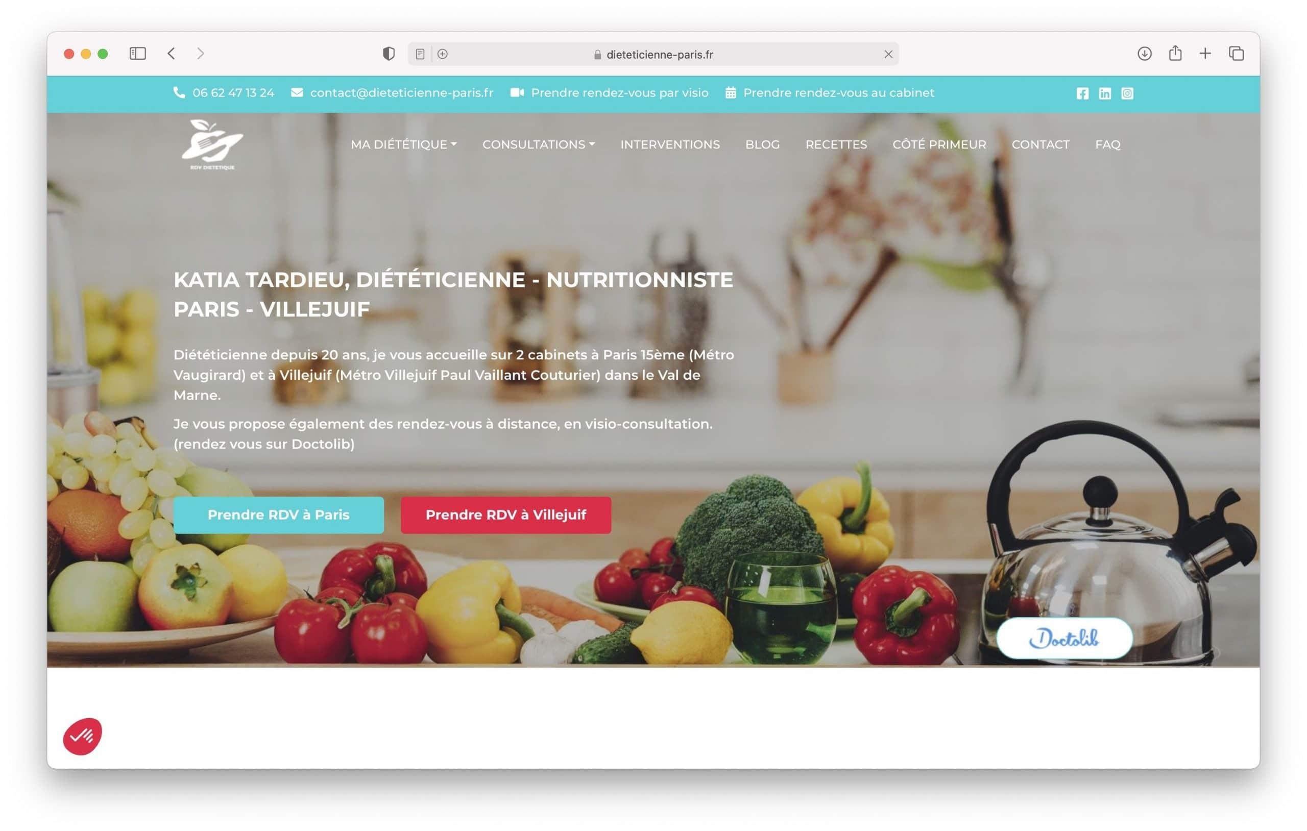 Refonte de site internet - OVNI-LABZ